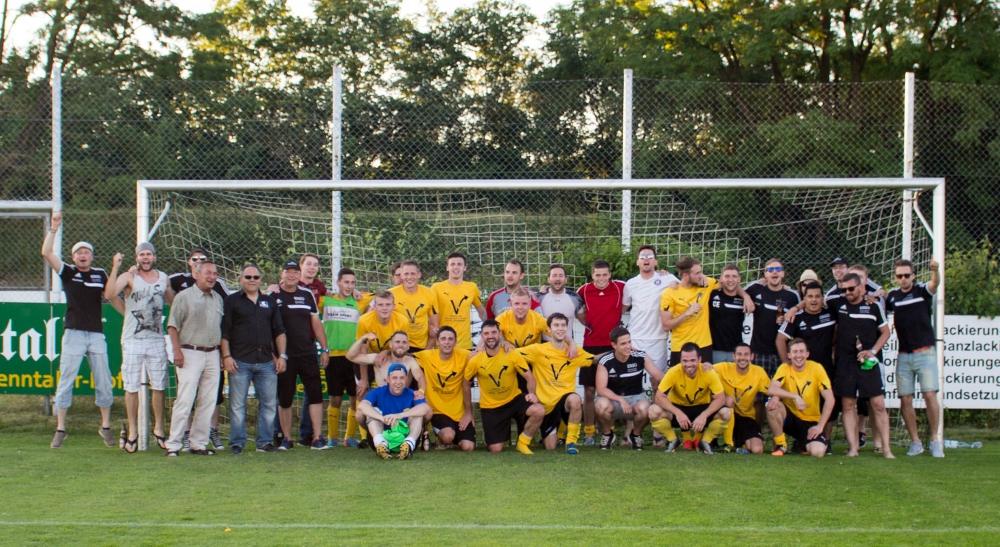 2016 Relegation Kreisklasse 1. Mannschaft